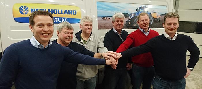 Axima förvärvar Häggbergs traktor och maskin