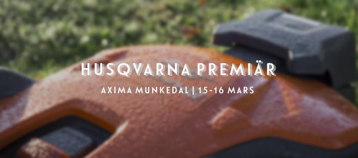 Husqvarna premiär Axima Munkedal 2020