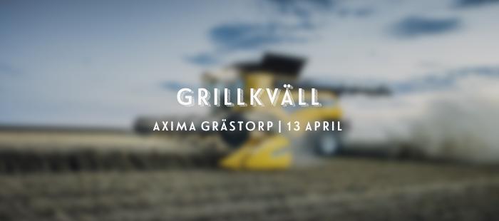 Grillkväll Axima Grästorp