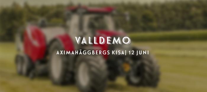 Valldemo Kisa Case IH