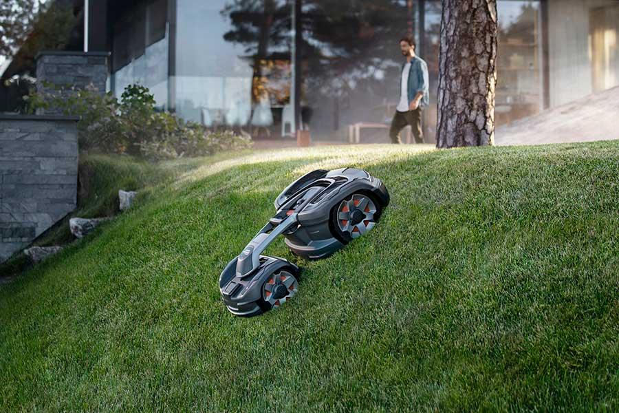 Husqvarna automower-435x robotgräsklippare