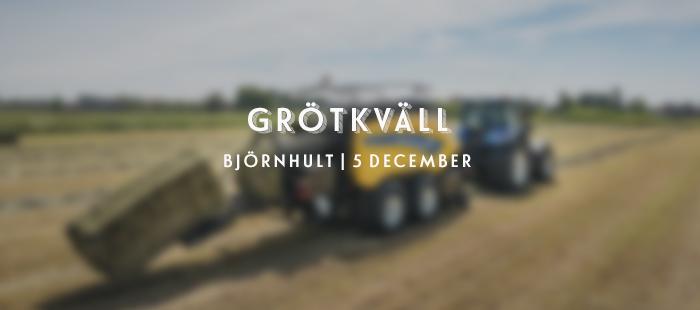 Grötkväll Axima Björnhult 2019