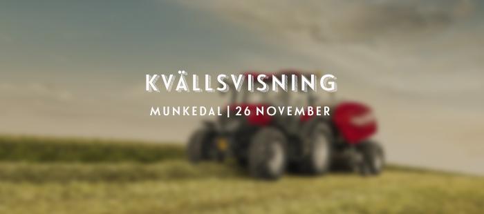 Kvällsvisning Axima Munkedal 2019