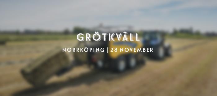 Grötkväll Norrköping 2019