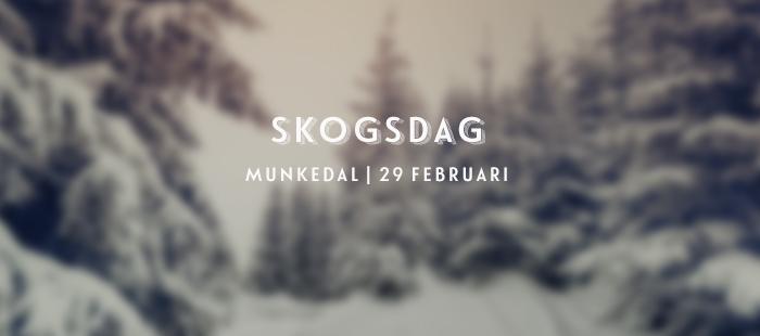 Skogsdag Axima Munkedal 2020