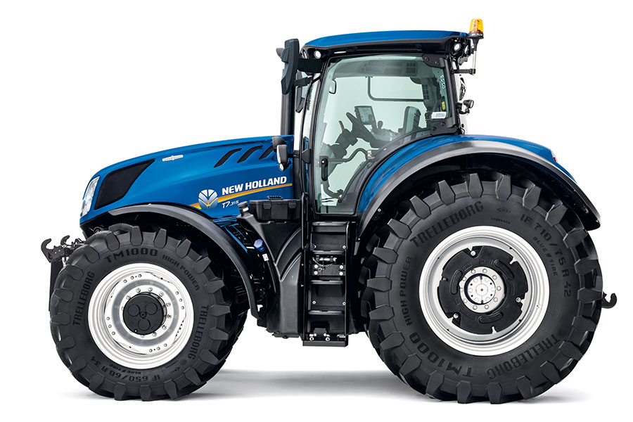 New Holland T7 315 HD