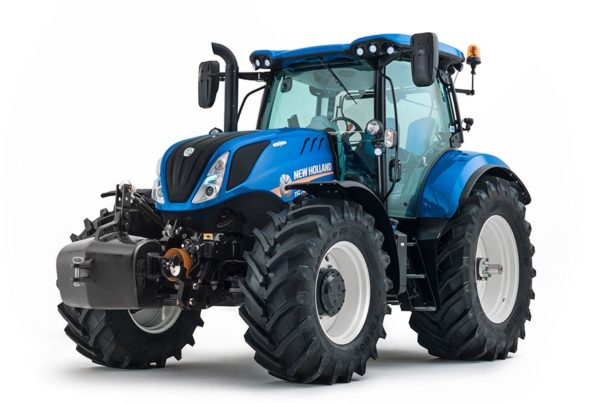 New Holland T6.155 DCT