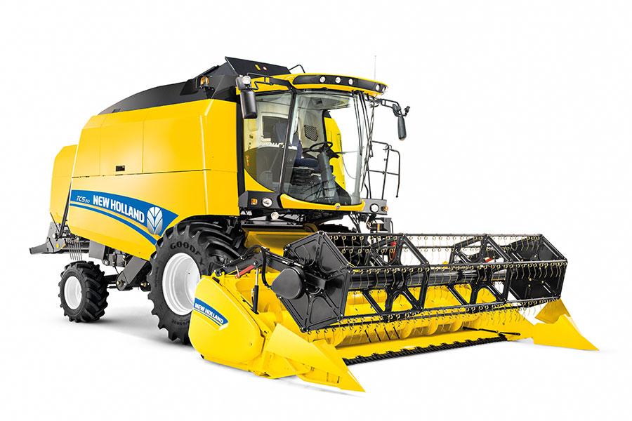 New Holland Tröska TC4.90 RS