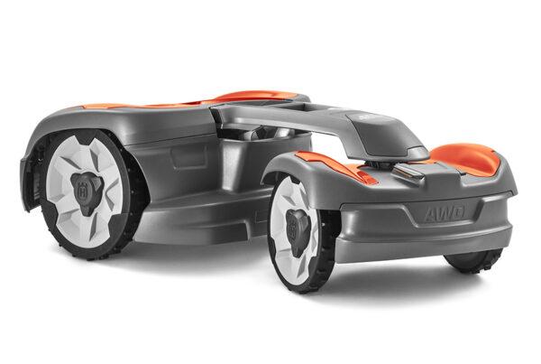 robotgräsklippare husqvarna automower 535 AWD